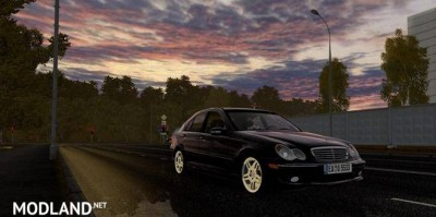 Mercedes-Benz C32 AMG [1.5.9], 1 photo